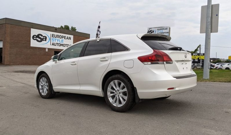 2013 Toyota Venza 4dr All-wheel Drive full